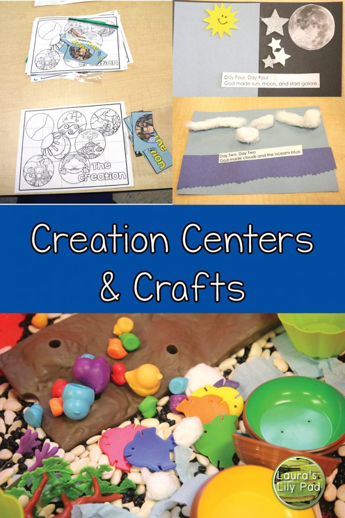 Creation Centers