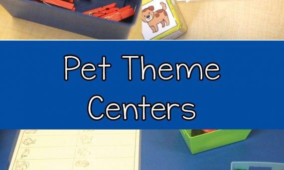 Pet Theme Centers