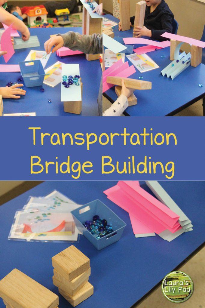 Bridge Building STEM