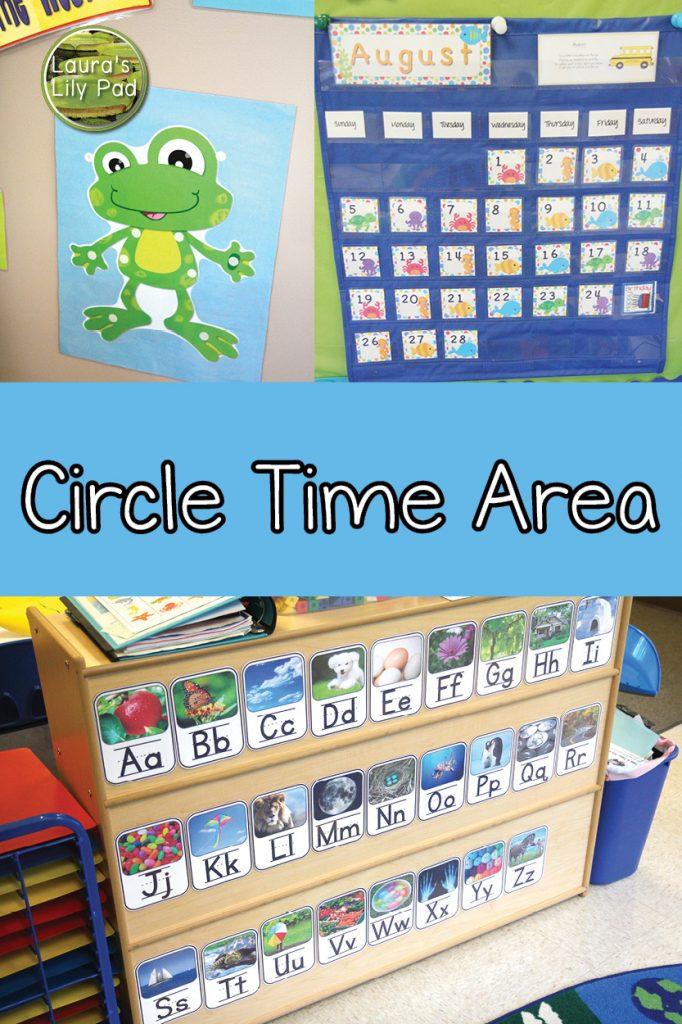 Circle Time Area