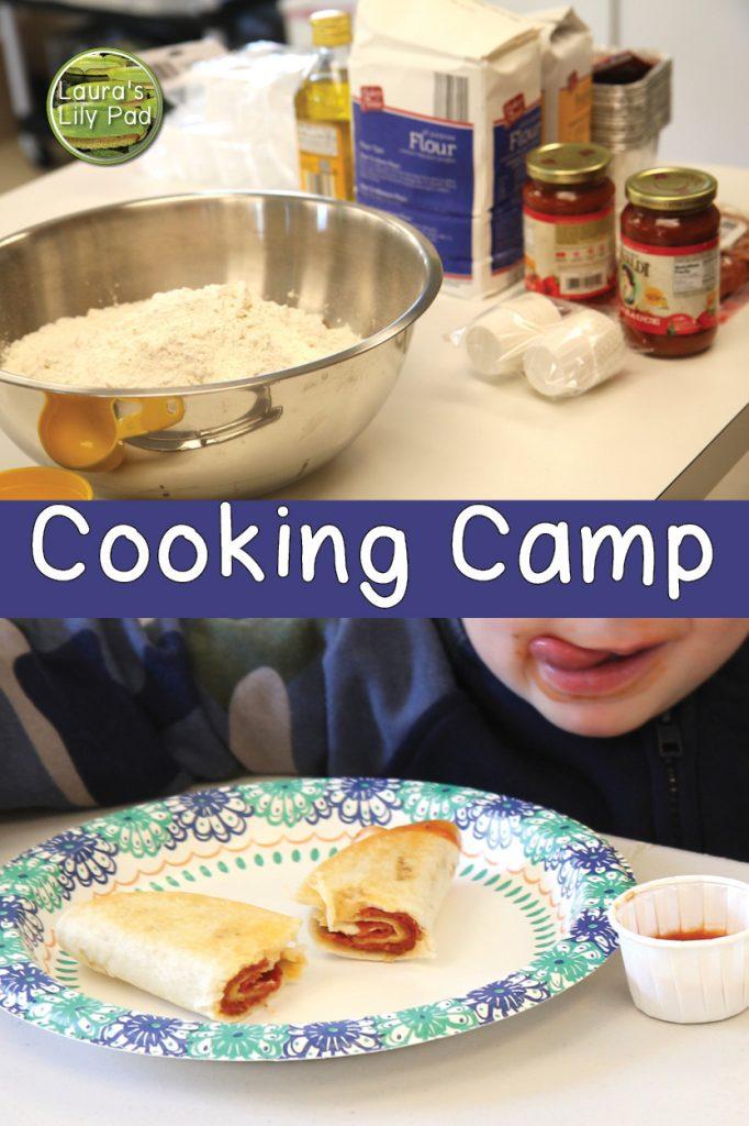 Preschool Cooking Camp