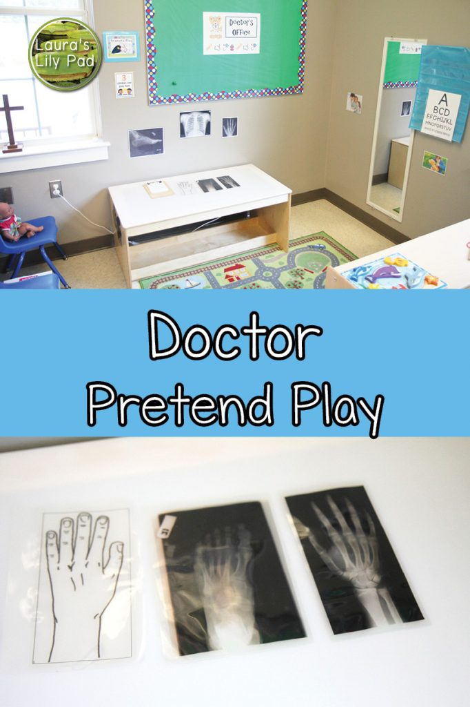 Doctor Pretend Play