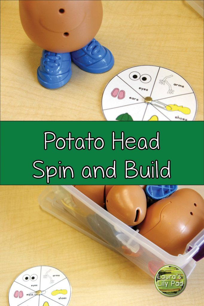 Potato Head Spin and Build