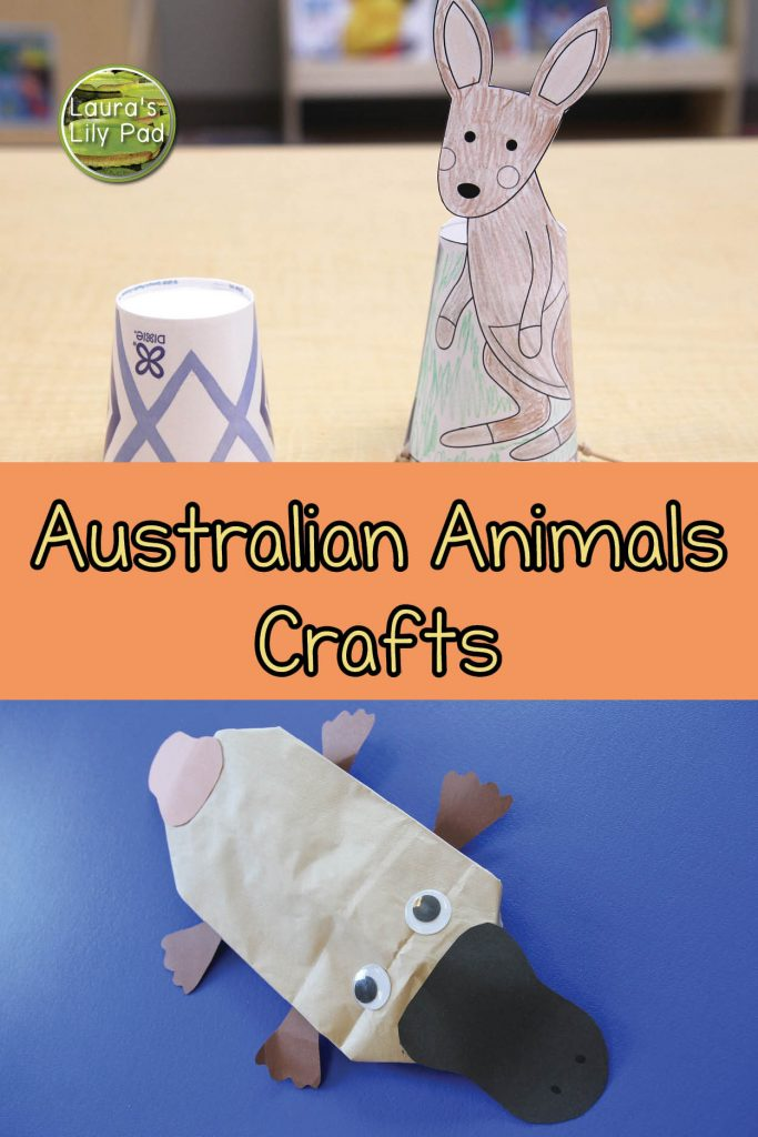Australian Animal Crafts