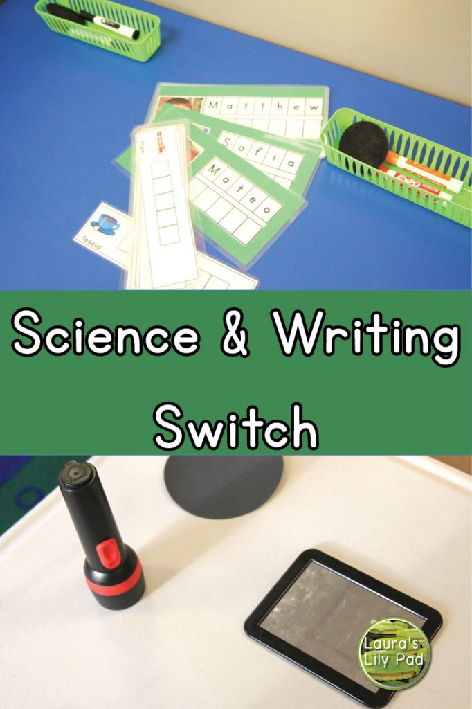 Science and Writing Centers