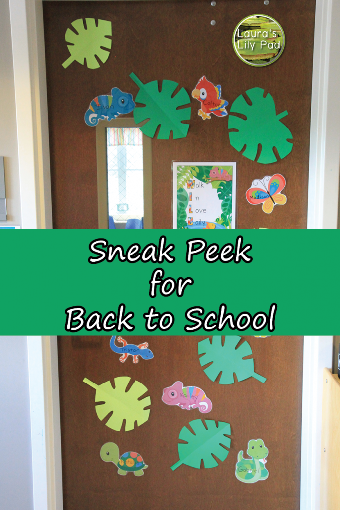 Sneak Peek Open House for PreK