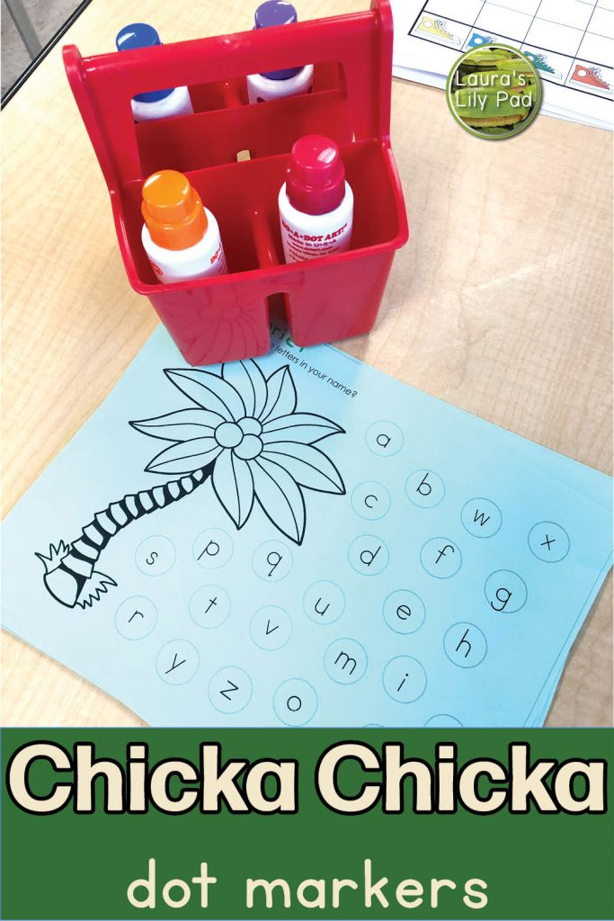 Chicka Dot Markers
