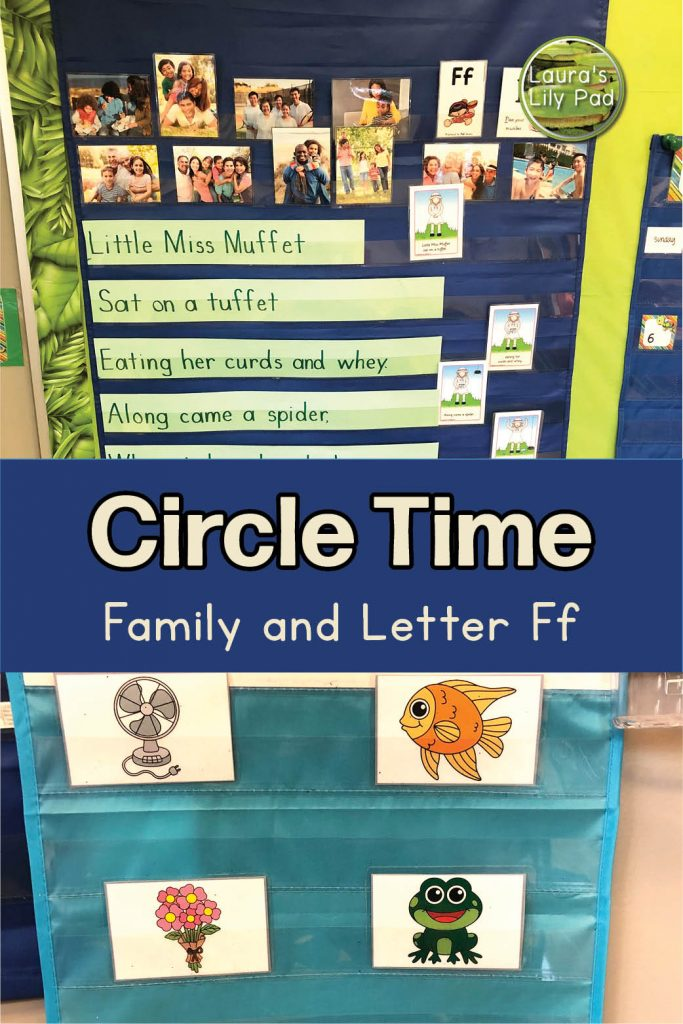 Circle Time Family and Letter F