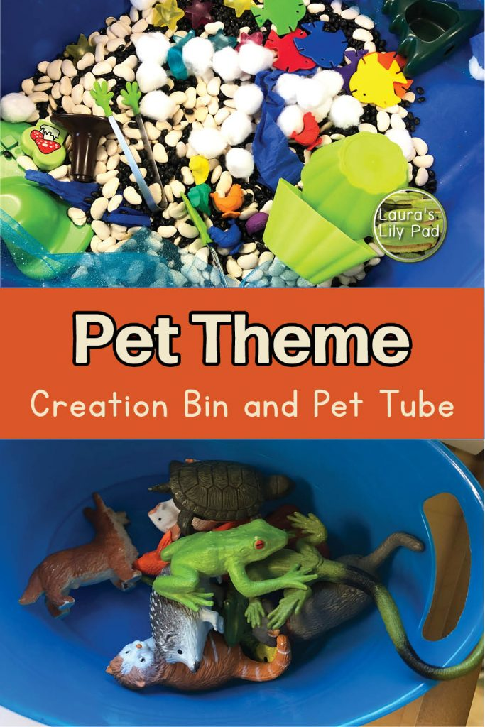 creation and pets
