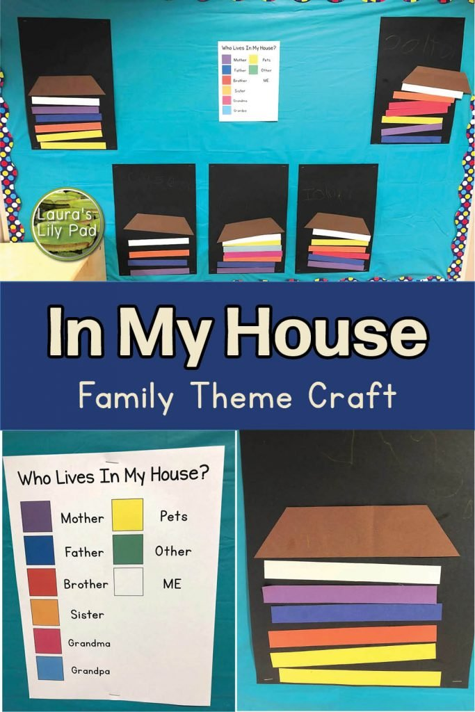 Who Lives In My House craft