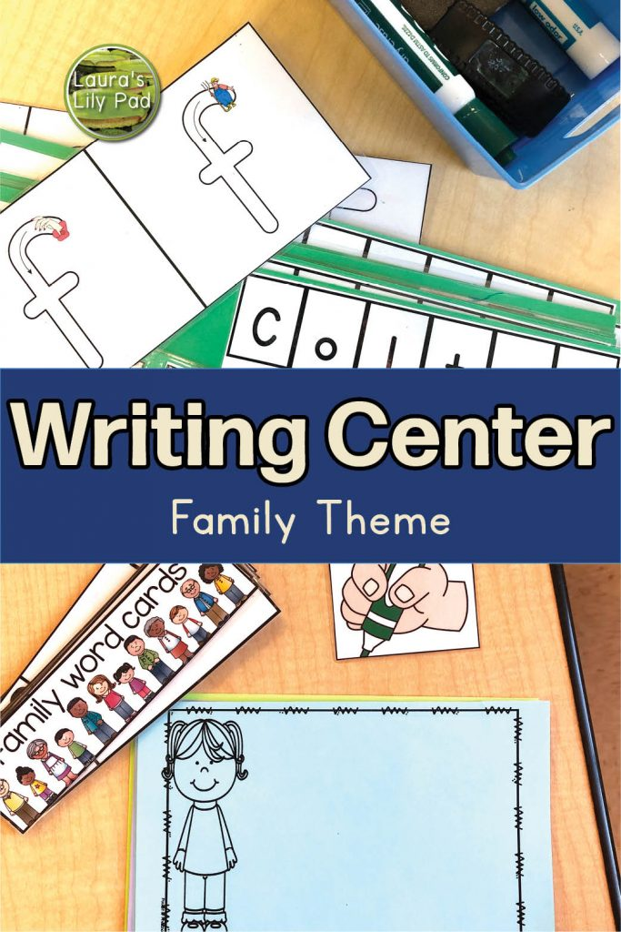 Family and Letter F Writing Center