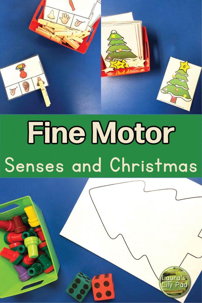 Christmas and 5 Senses