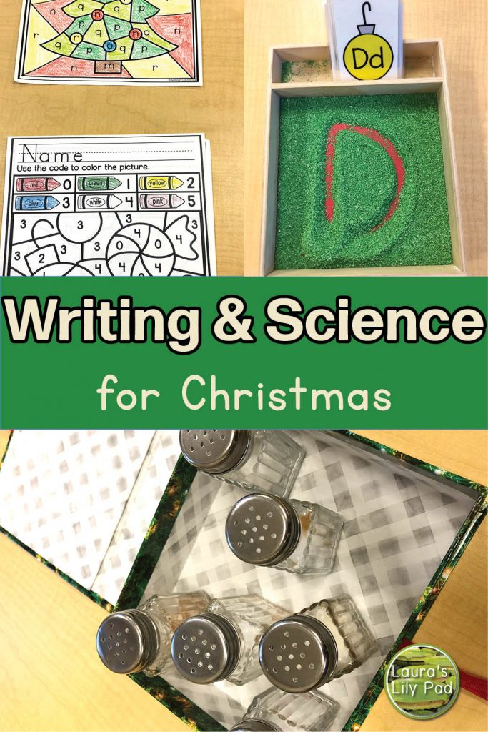 Writing and Science for Christmas