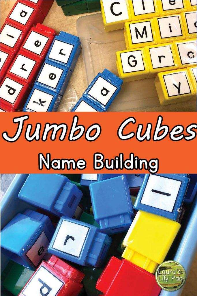 jumbo cubes name building